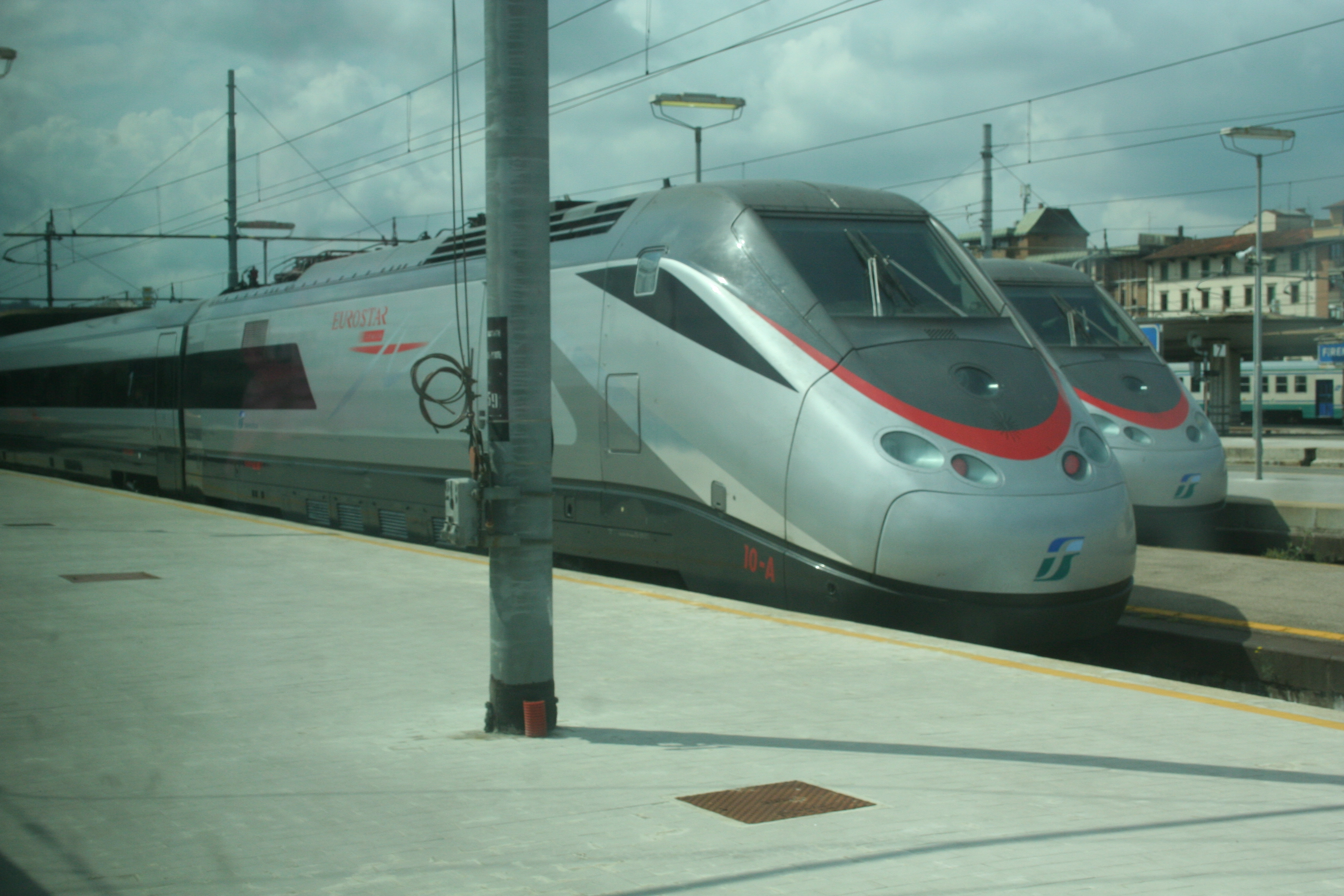 italy train travel