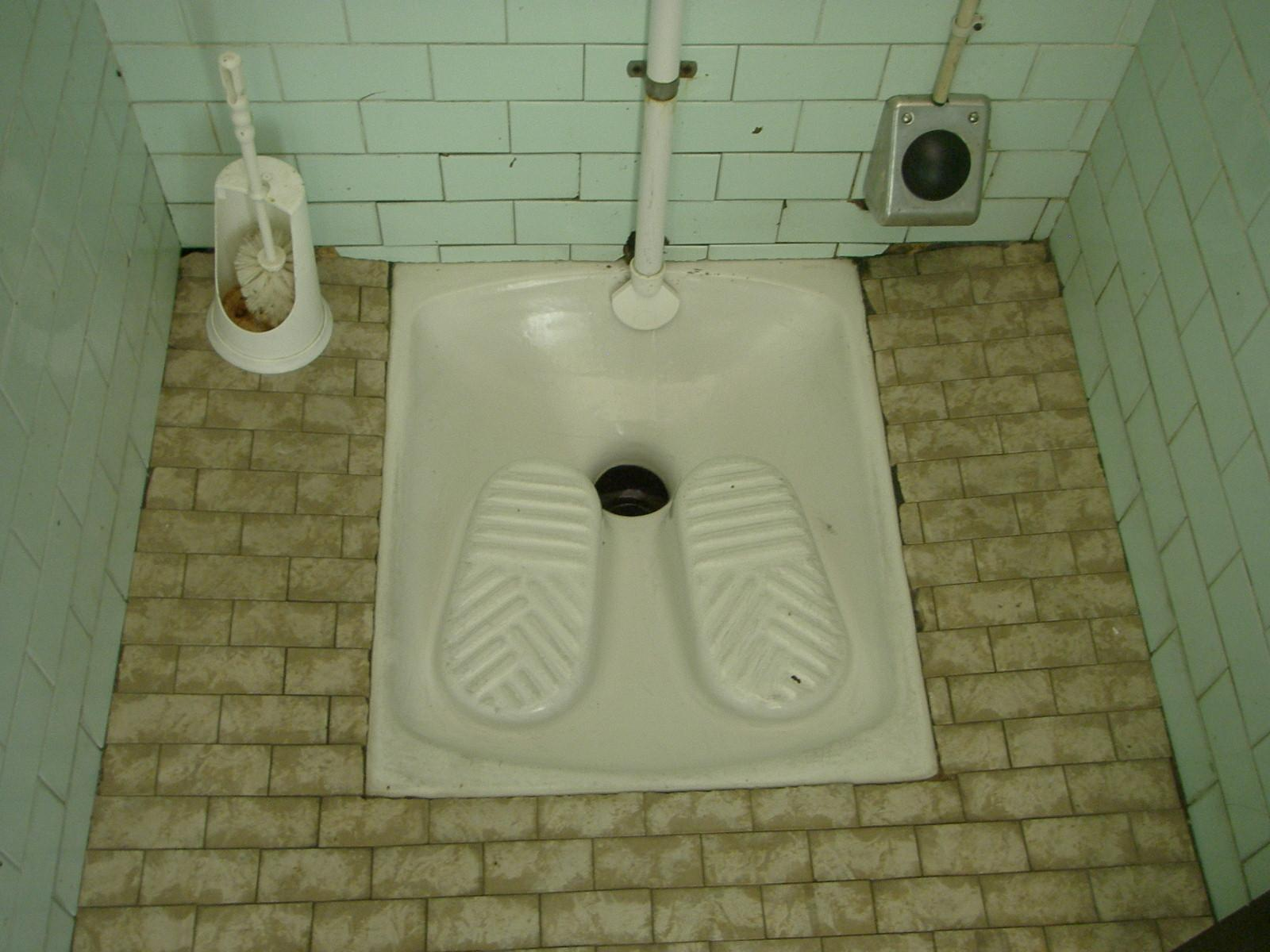unusual italian toilets