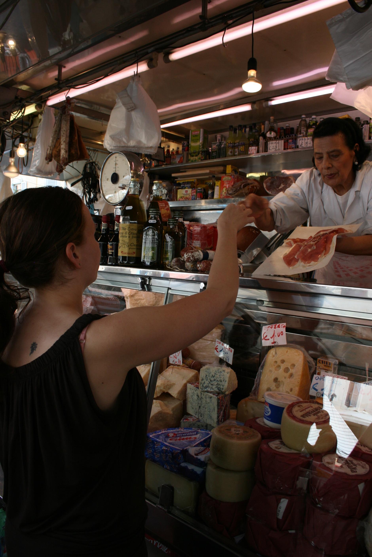 italian market campo di fiori