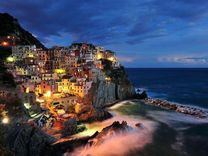 Come to Liguria