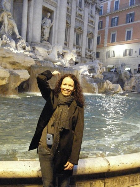 My love affair with rome