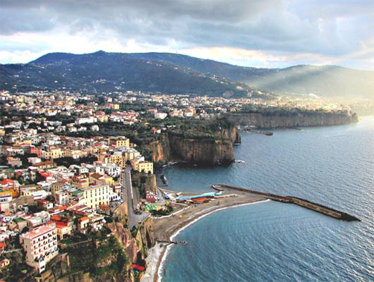 sorrento italy travel