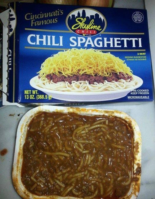 awful italian food