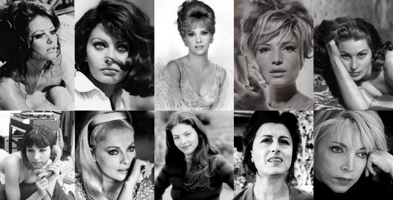 top ten italian actresses