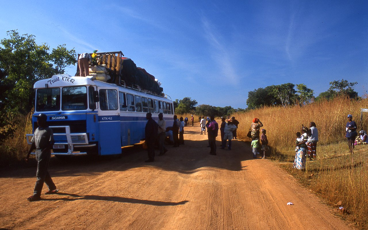travel zambia