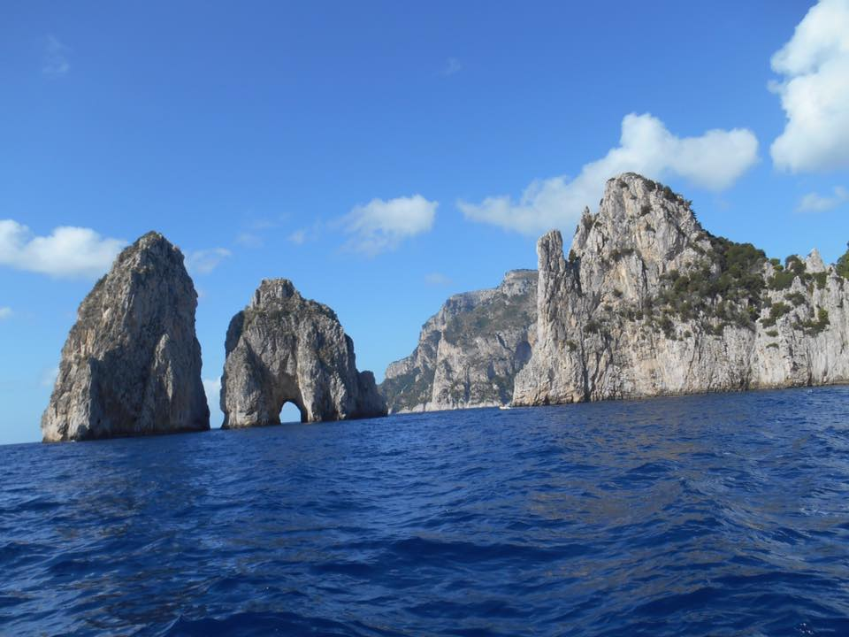 Italy travel planning Capri