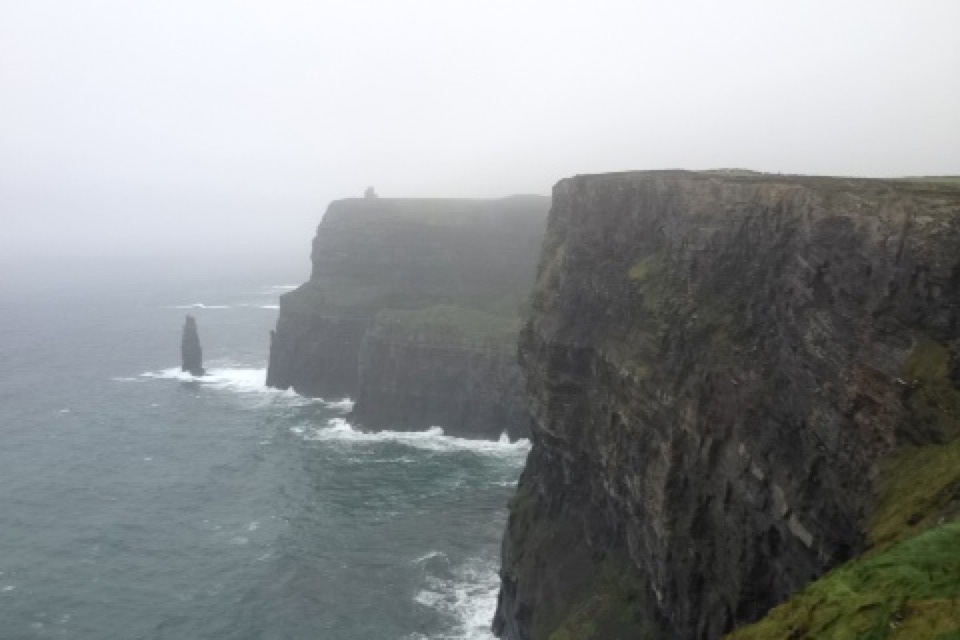 ireland travel cliffs of moher