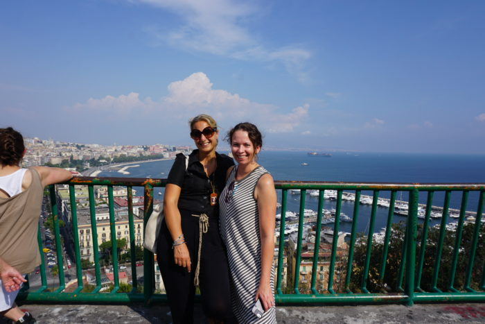 italy travel inspiring women