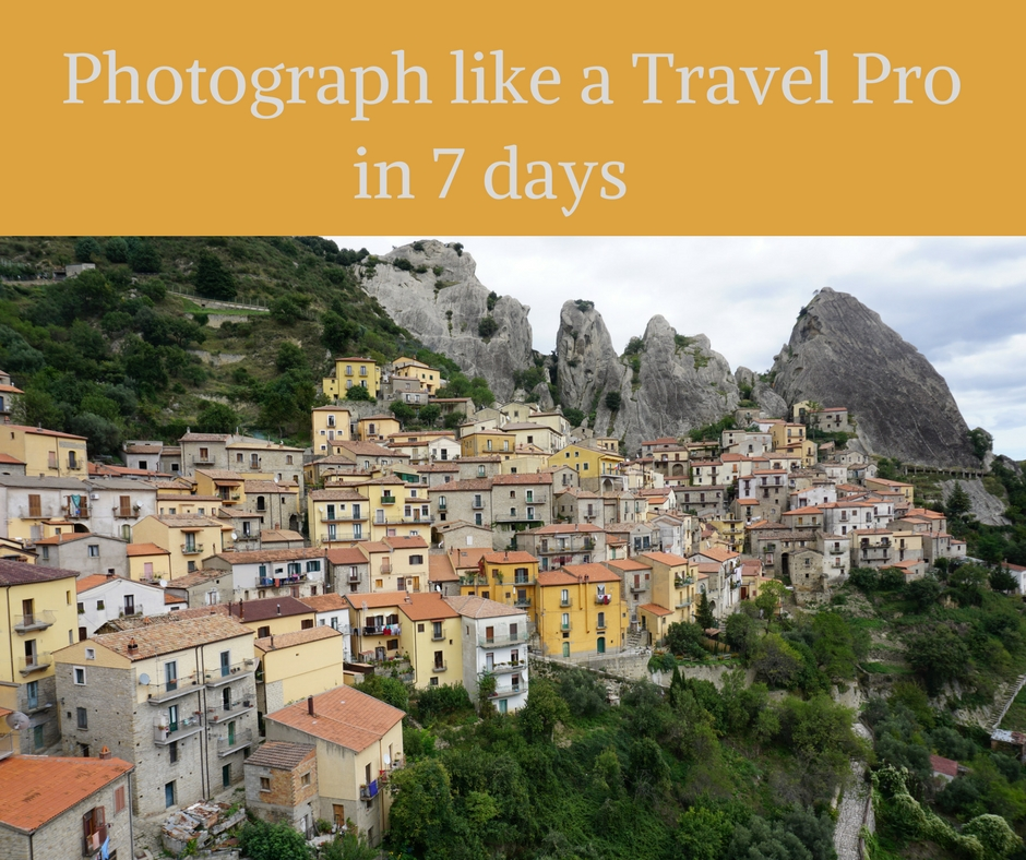travel italy photography online lesson class