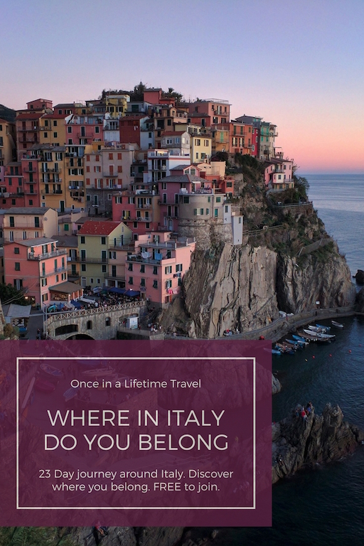 italian travel planning planner guided tours workshop