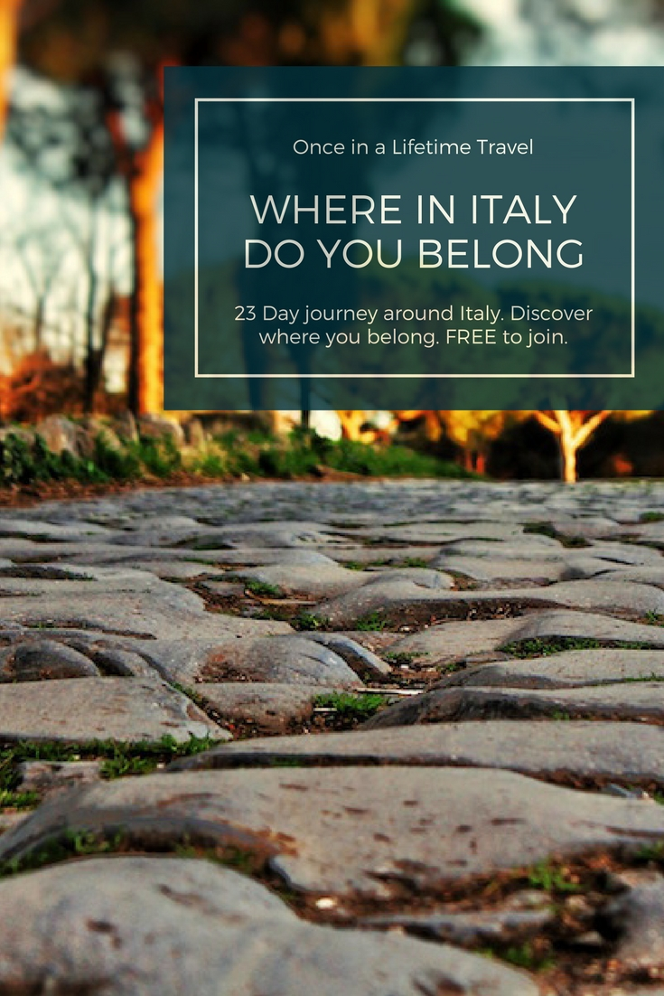 italian travel planning planner consultant guided tours women online workshop