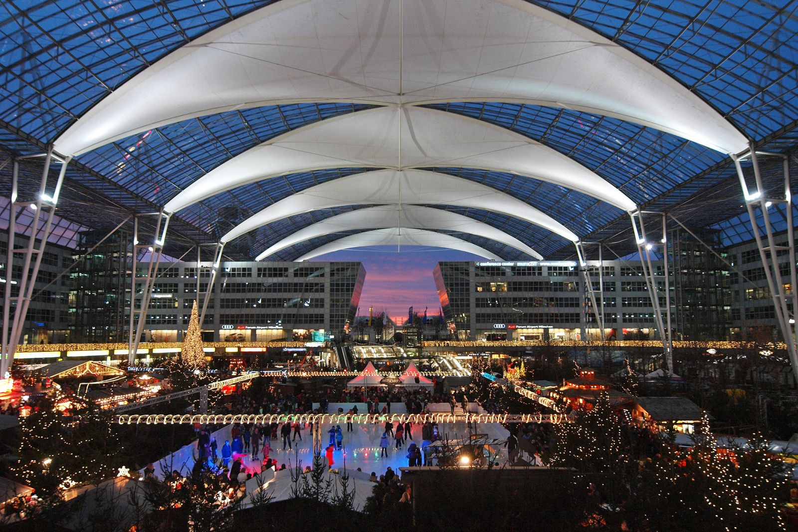 Welcome to MUC  Munich Airport
