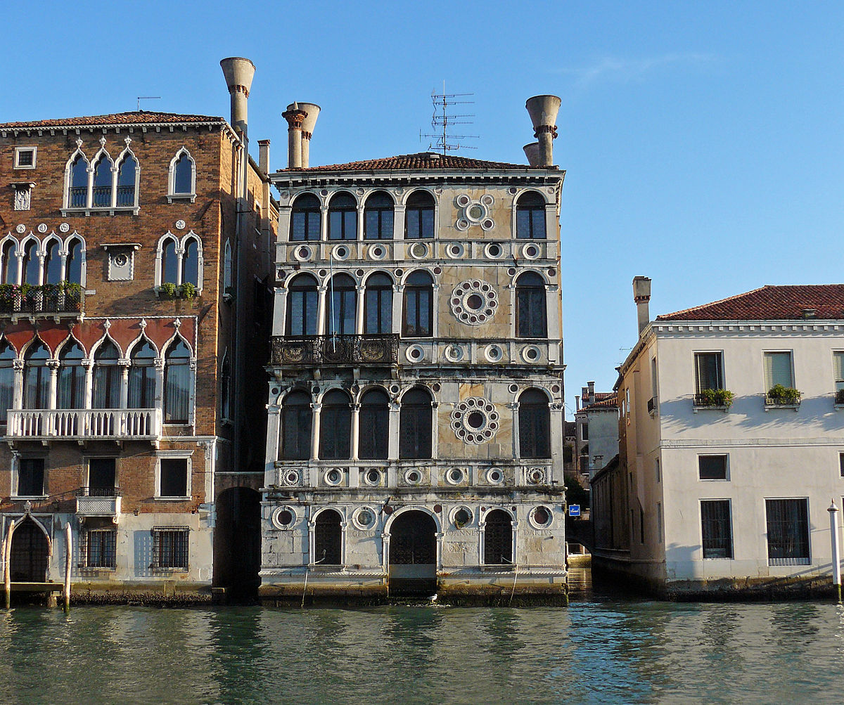 ca'dario venice most haunted places in italy