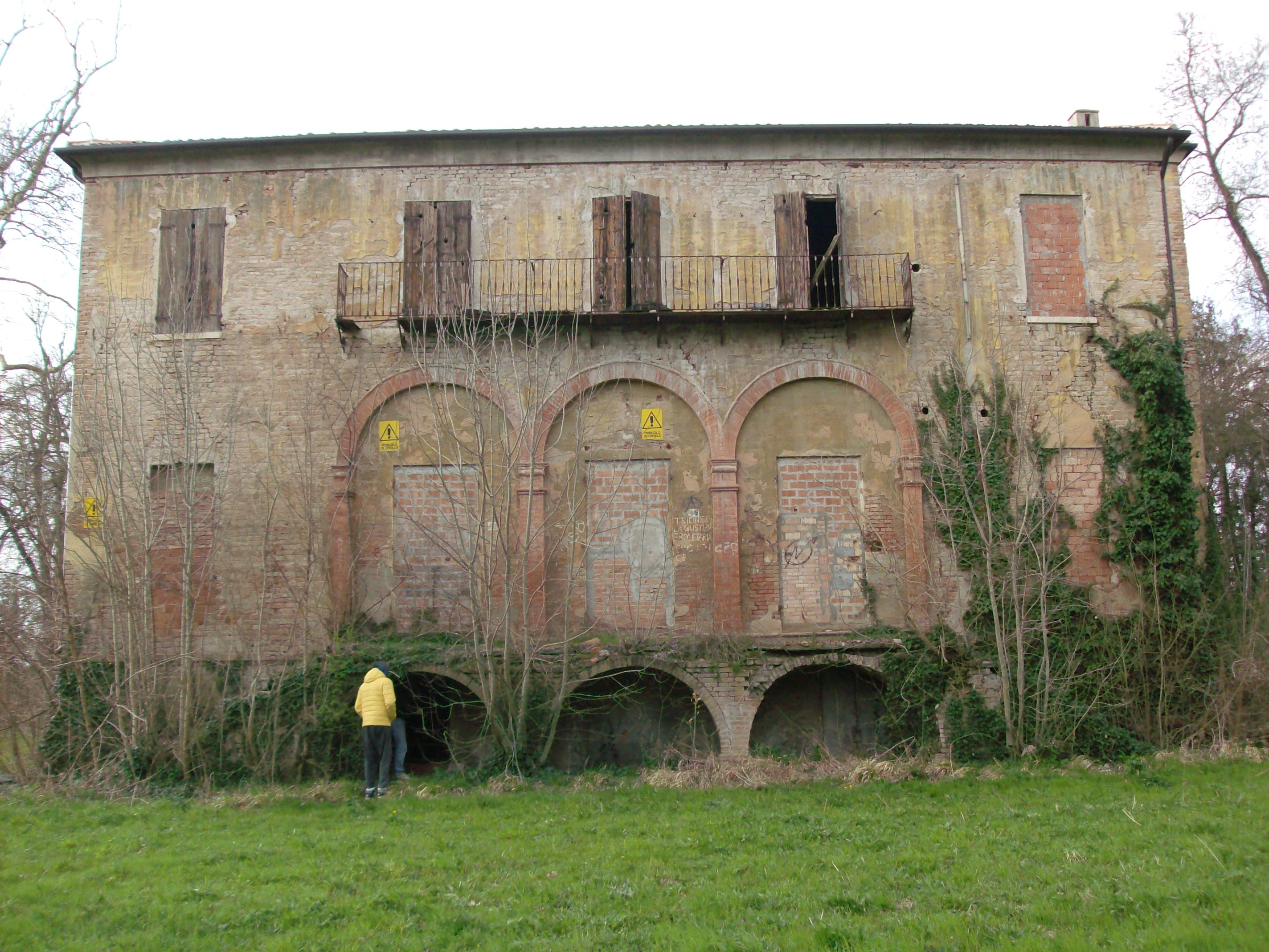 Villa Magnoni Most haunted places in Italy