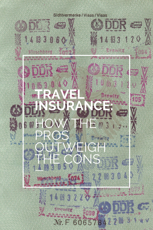 Travel Insurance How the Pros Outweigh the Cons Italy Travel planning planner consultant