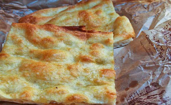 ocal roman dishes pizza bianca italy travel planning consultant