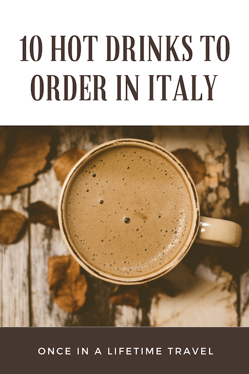 italy travel tip hot drinks winter planning consultant