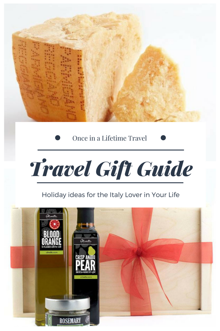 holiday shopping italy travel gifts